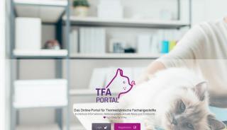 Tfa Portal