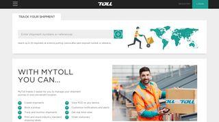 Toll Portal