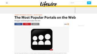 Top 10 Portals