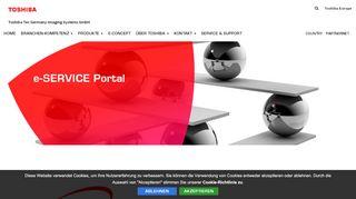 Toshiba Portal