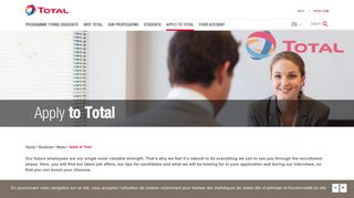 Total Recruitment Portal