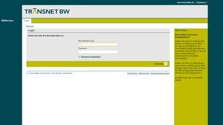 Transnetbw Eeg Portal