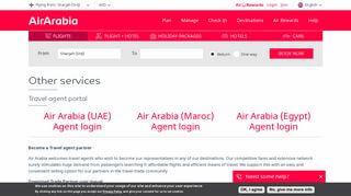Travel Agent Portal