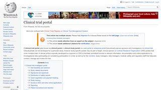 Trial Portal