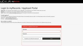Uca Portal