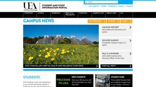 Uea Portal Webmail