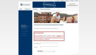 Uni mannheim dates