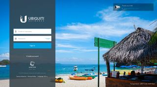 Unifi User Portal