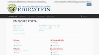 Vide Vi Employees Employee Portal