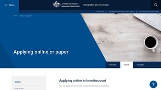 Visa Application Portal