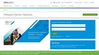 Vm Partner Portal