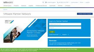 Vmware Partner Portal