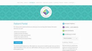 Wadsworth Family Practice Portal