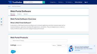 Web Portal Solutions
