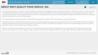 West Quality Job Portal