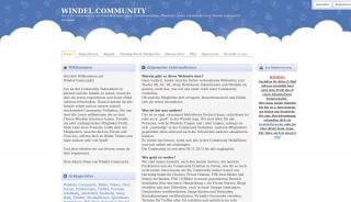 Windelcommunity Portal