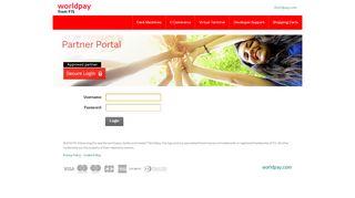 Worldpay Partner Portal