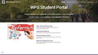 Wps Portal