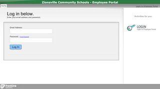 Zcs Employee Portal