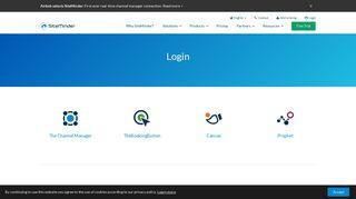 Booking Button Extranet Login