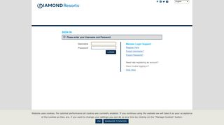 Diamond Resorts Employee Email Login