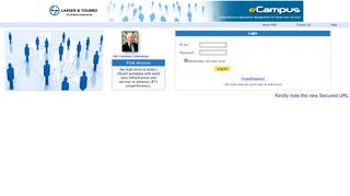 Ecampus L&t Login - Find Official Portal