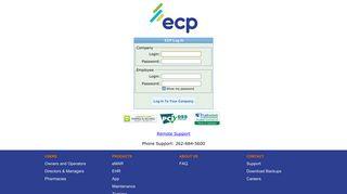 Ecp 123 Login