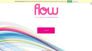 Flow Hospitality Training Login