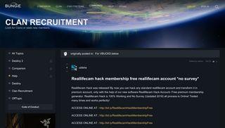Hack Reallifecam Password And Login