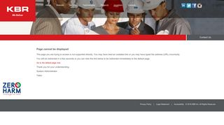 Kbr Login Site