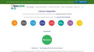 Leecare Login