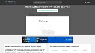 Mail Keystonehumanservices Org Login