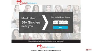 Matchseniors Com Login