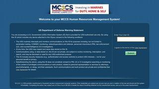 Mccs Peoplesoft Login