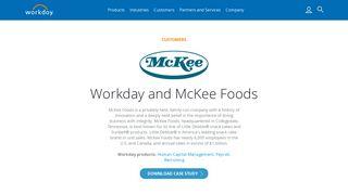 Mckee Foods Employee Login