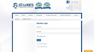 Md Portal St Lukes Ph Login