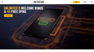 Mr Joe Fortune Casino Login