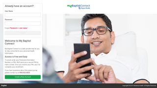 Mybaptistconnect Login