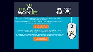 Myworklife Online Login