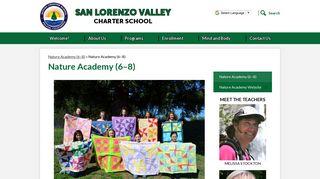 Nature Academy Login