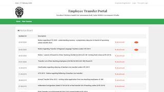 Nvs Employee Portal