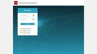 One Network Login
