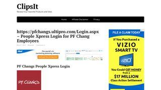 Peoplexpress Login