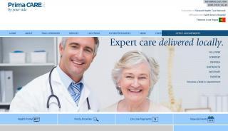 Primacare Patient Portal