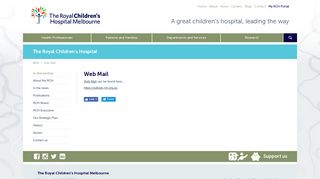 Rch Webmail Login