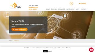 Sjd Online Portal Login