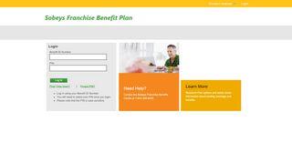 Sobeys Franchise Benefit Plan Login