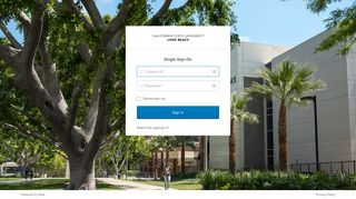 Sso Login Okta Csulb
