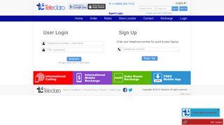 Teleclaro Store Login
