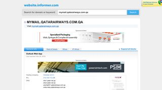 Webmail Qatarairways Com Qa Login